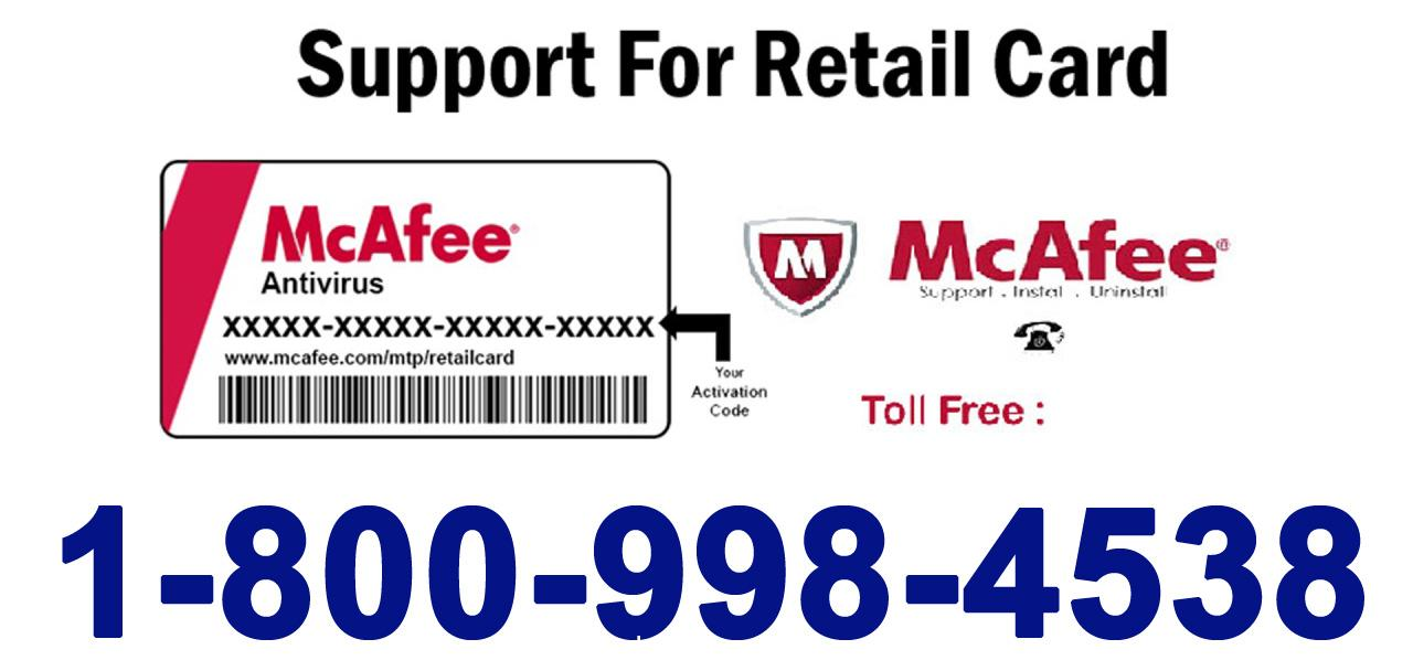 mcafee com/mls/retailcard – McAfee LiveSafe Activate-Install