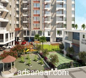 Homedale flats in Khadakwasla