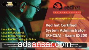 Linux RHCSA Training in Noida