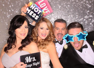 Photobooth Props for the Couple