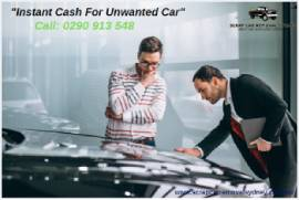 Cash For Unwanted Car