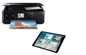 Print From Canon Printer using iPad