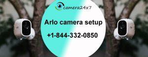 Arlo Camera Support