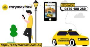 Book Maxi Taxi Melbourne