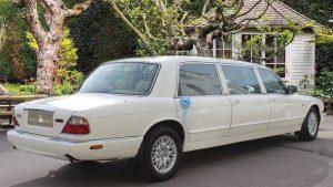 Daimler wedding hire