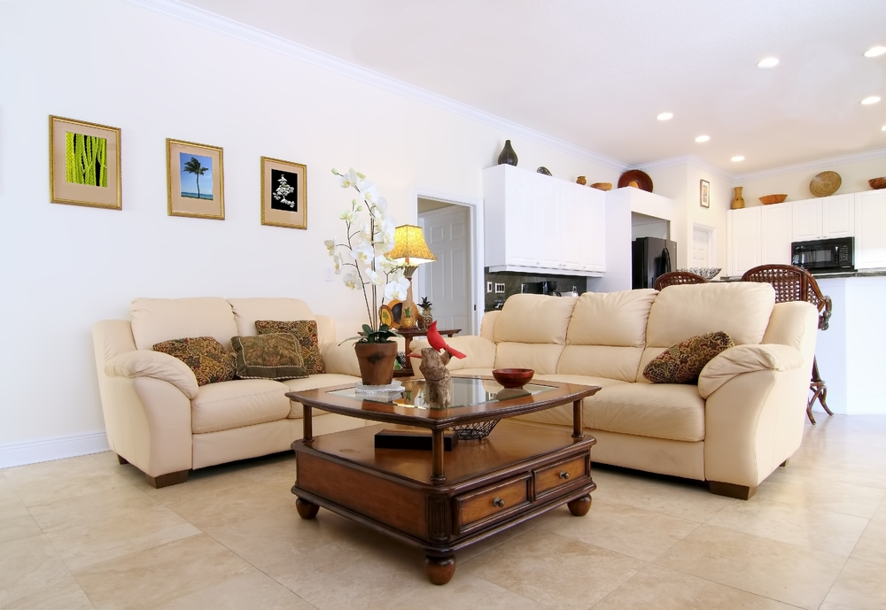 Furnished apartment rental service