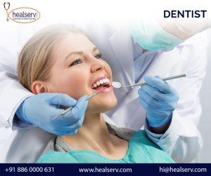 dentist in west vinod nagar