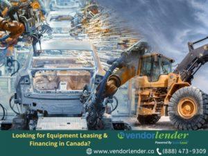 heavy equipment leasing companies