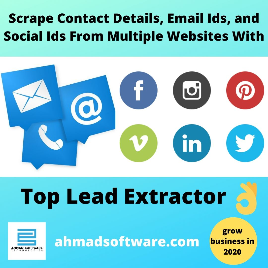 phone number extractor, email software, business email address, data scraping