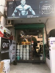Supplement Shop in Vaishali Sector 2