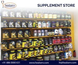 Supplement Store in Vaishali Sector 8