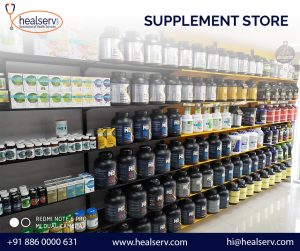 Supplement Store in Vaishali Sector 9