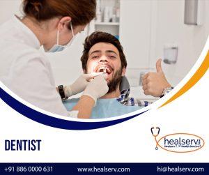 Dentist in Vaibhav Khand