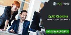 QuickBooks Desktop 2015 Discontinued