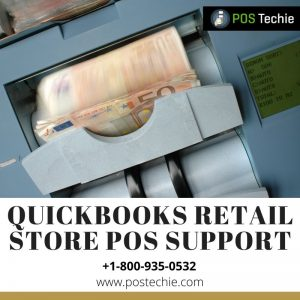 QuickBooks Retail Store POS Support