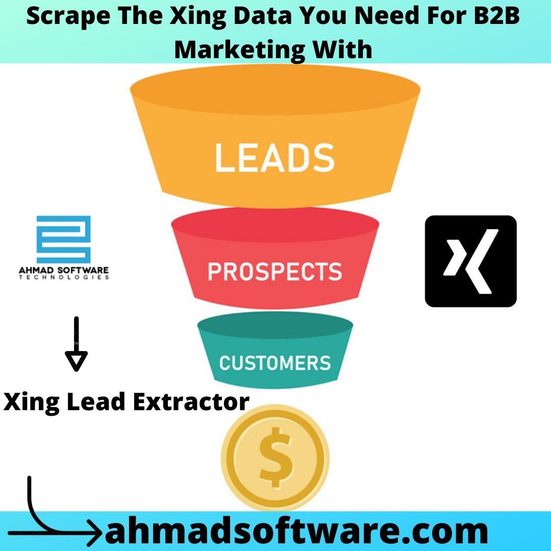 Xing lead, Xing lead generation, Xing leads grabber, how to scrape data from xing, Xing Extractor, Xing Scraper, Xing Email Scraper