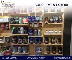 Supplement Store in Laxmi Nagar