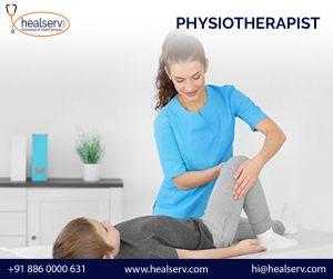 Physiotherapist in Govindpuram