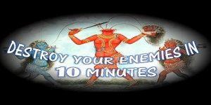 Mantra For Enemy Destruction and Destroy Enemies Plan