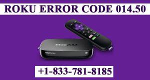 Roku error code 014.50