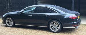 VIP Chauffeurs London - GT