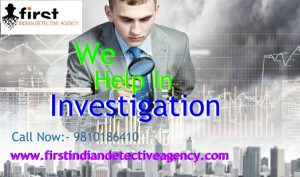 Best Detective agency in Gurgaon