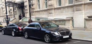 roadshow chauffeur hire London