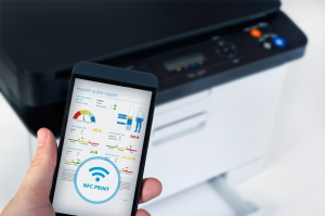How do you reconnect a wireless printer