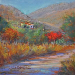 Scenic Landscape Wall Art
