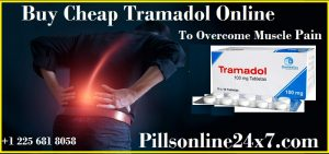 Order Tramadol Online To Overcome Muscle Pain