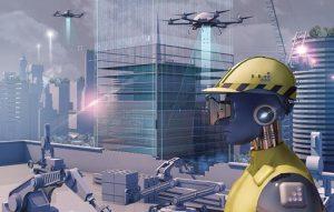Commercial Service Robot Market