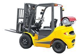 Fuel Forklift Trucks Market