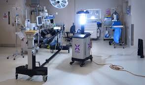 Hospital Disinfection Robots Market