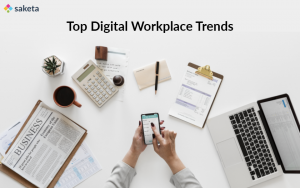 Modern Digital workplace trends