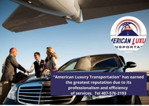 SUV service from orlando airport to disney FL