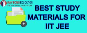 ONLINE STUDY MATERIAL FOR IIT JEE