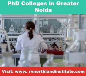 PhD Colleges in Greater Noida
