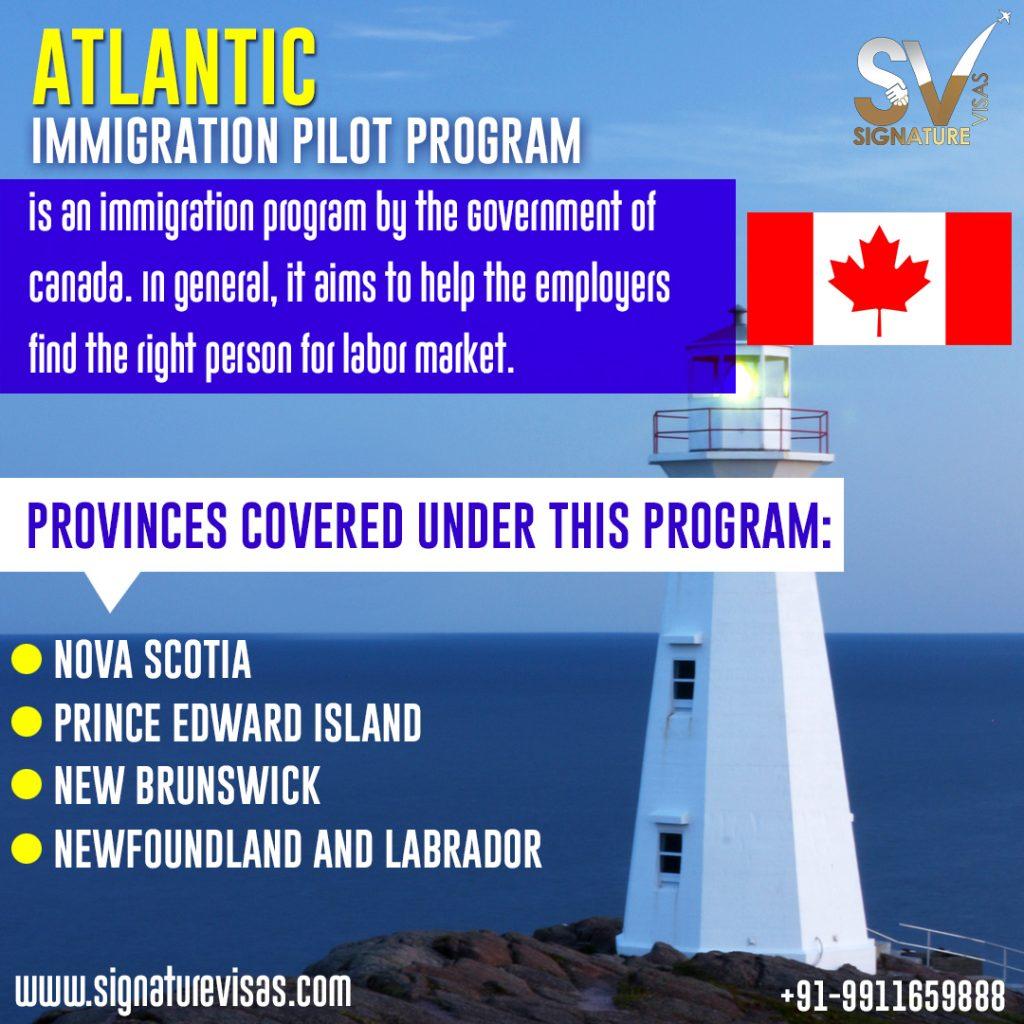 Atlantic Immigration Pilot Program