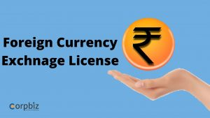 Foreign currency agents license
