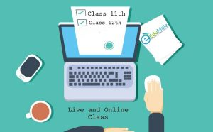 Live Online Class for Class from 11th and 12th