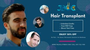 Parmanent Hair Loss Solution - At JBOC