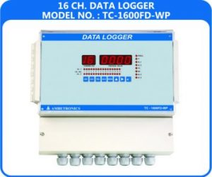 Universal Input 16 Channel Data Loggers