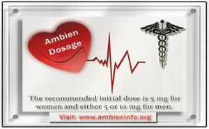 Ambien Dosage