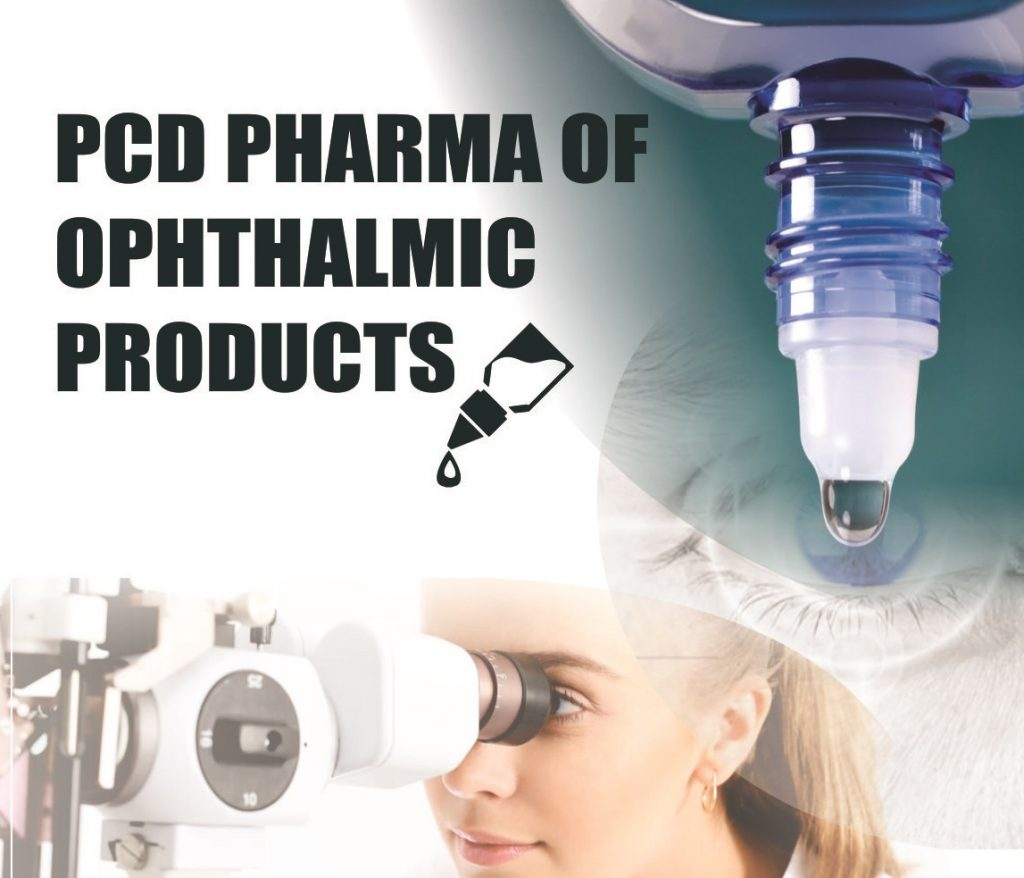 Ophthalmic pcd company
