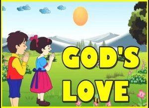 Prayer About Love of God