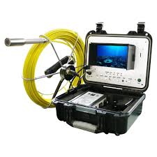 Push Camera Pipeline Inspection Systems Market