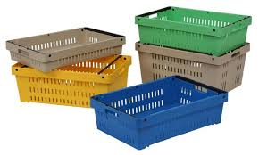 Reusable Plastic Crates Market