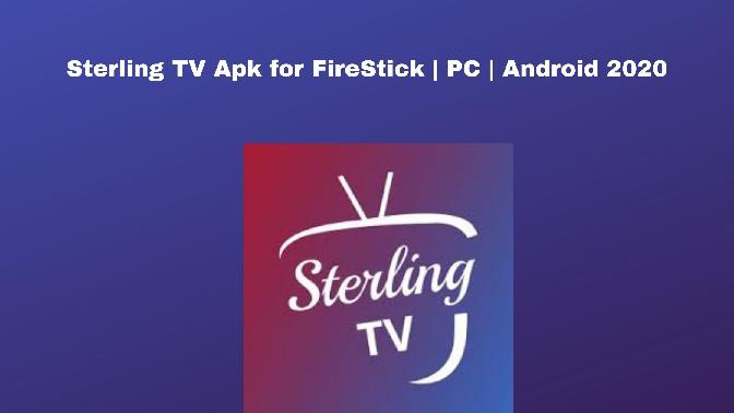 Sterling TV Apk