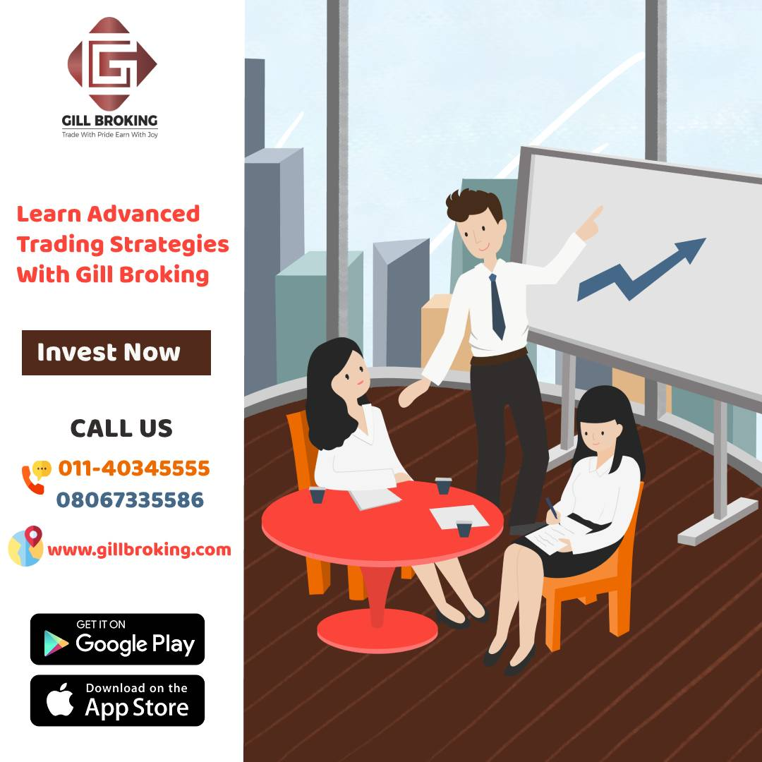 Online Commodity Trading - Ease with Gill Broking