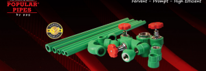 PPR-100 PIPES AND FITTINGS HOT & COLD WATER DISTRIBUTION SYSTEM